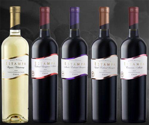 El Reino Unido prefiere los vinos chilenos a los vinos españoles