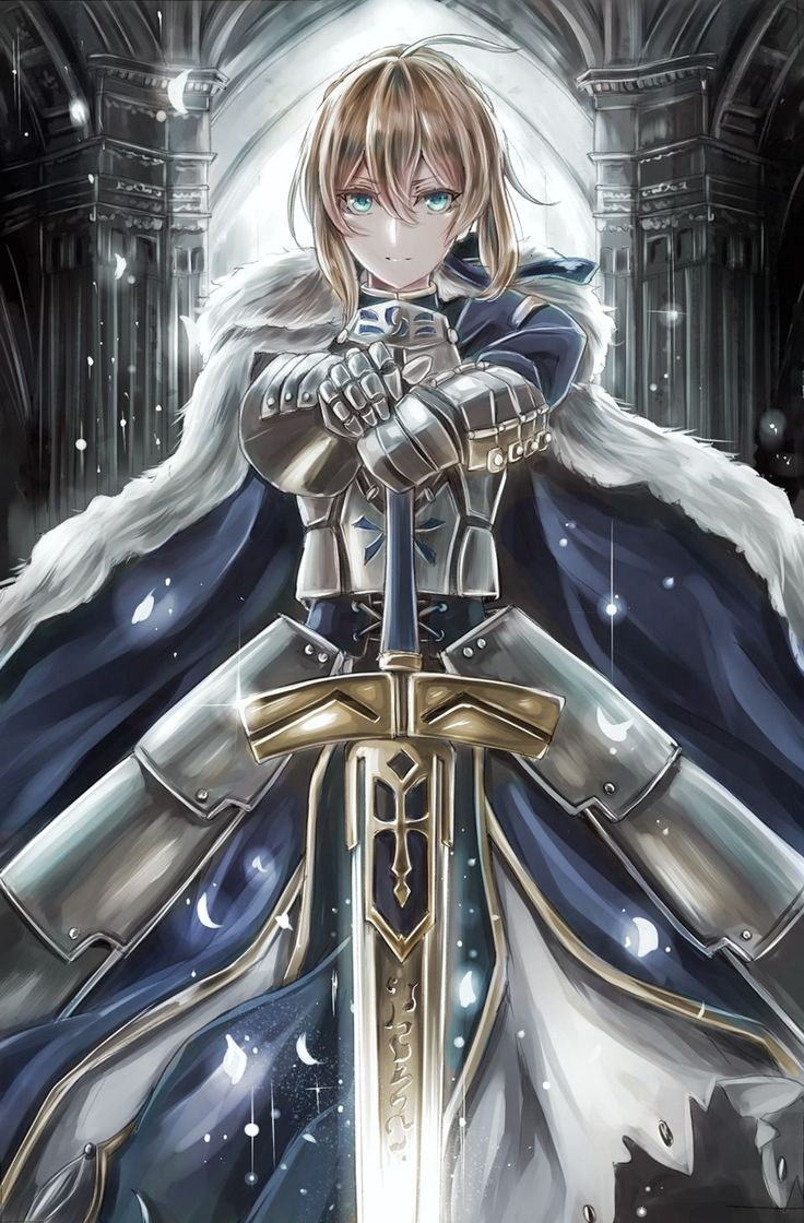 The Glory of the King in 2020 Fate anime series, Fate