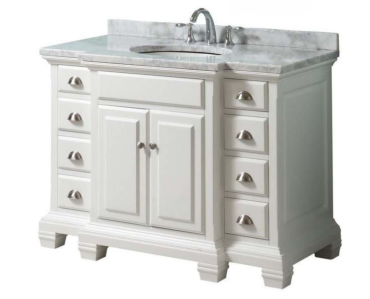 white bathroom vanity 36 inch - White Bathroom Vanity 36