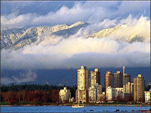 Vancouver, British Columbia: home.