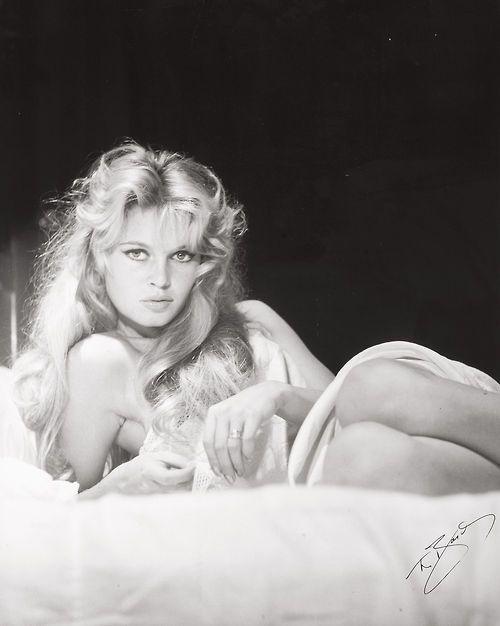 Brigitte Bardot photographed by Peter Basch, 1956