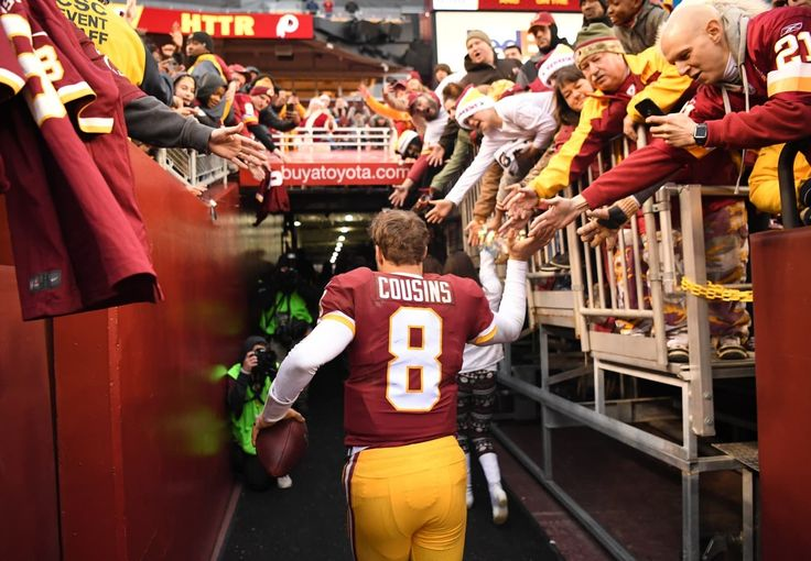 Redskins secure stability with Alex Smith after botched Kirk Cousins contract