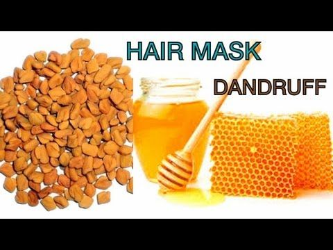 ▶ How To Stop Hair Loss Controll Dandruff itchy scalp Hair Mask for hair Growth Faster SuperPrincessjo - YouTube