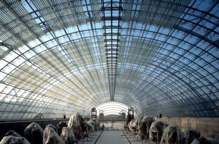 Leipzig Exhibition Glass Hall in Germany by Ian Ritchie Architects  #ianritchie #architecture #buildingdesign #conceptdesign #interiors #big_shotz #artofvisuals #picture #lifestylephotograph #building #modern #contemporary #amazingarchitecture #instaarchitecture #concept #instagood #archimodel #archilovers #archdaily #living #city #beautiful #instadaily #exhibition #germany #leipzig #glass #construction