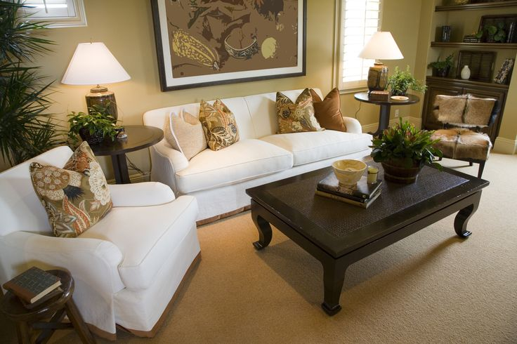 53 cozy small living room interior designs white for Small armchairs for living room