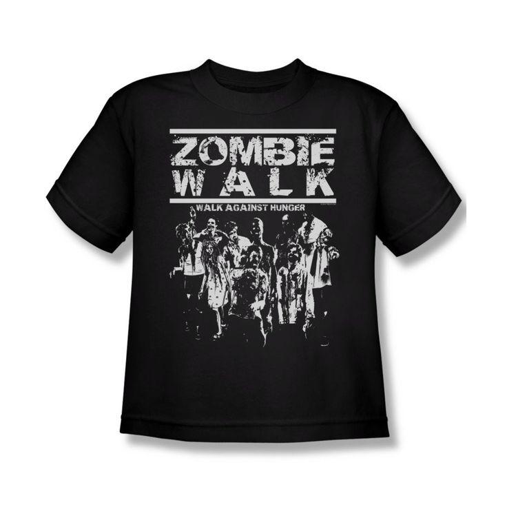 Zombie Walk Youth T-Shirt