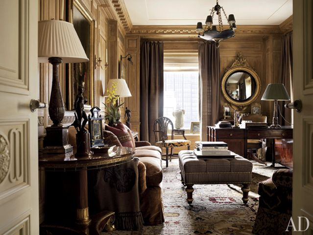 17 best images about beautiful interiors henri samuel on for Interior by designs family dollar