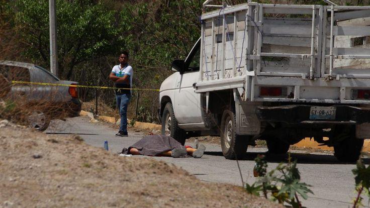 Asesinan a policía ministerial y estatal en Chilpancingo