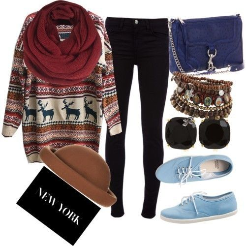 Total look hipster