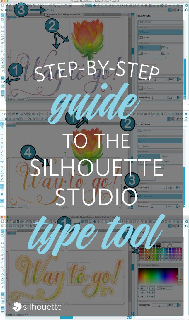All Things Text Tool | Silhouette Studio® Tutorial
