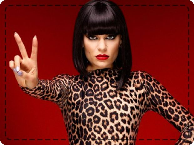 "Jessie J Hairstyle: 12 Best ""Iconic"" Black Bob Hairstyle Images On Pinterest"