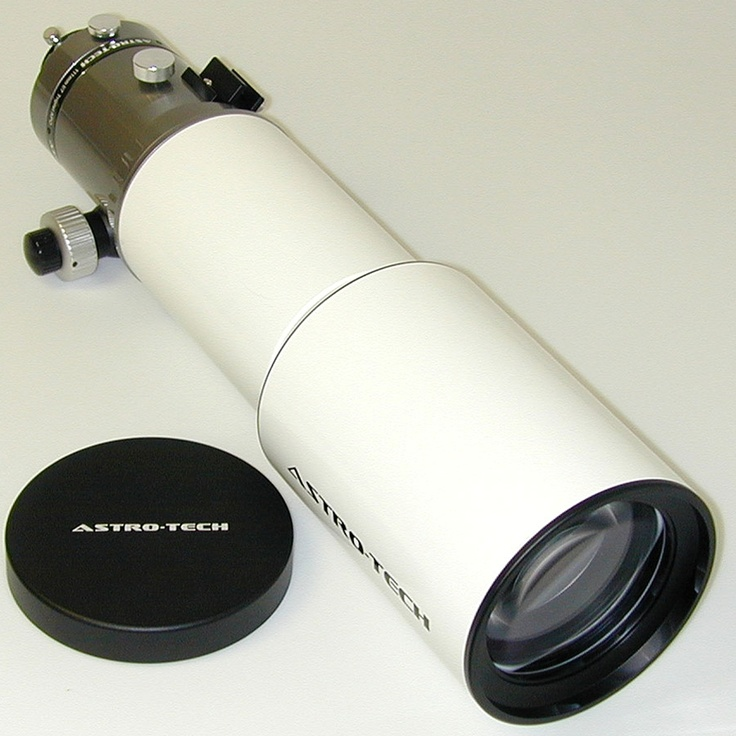 Astro-Tech - AT90EDT 90mm f/6.7 FPL-53 ED triplet apochromatic refractor