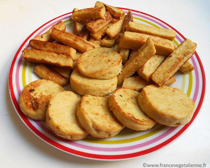La panisse est une bouillie de farine de pois chiche solidifiée, frite en  beignets de formes diverses (bâtonnets, rondelles, dés), très appréciée sur  la côte provençale, du Vieux Nice à l'Estaque (Marseille).  La farine de pois chiche, cuite dans de l'eau et de l'huile d'olive  (compter une