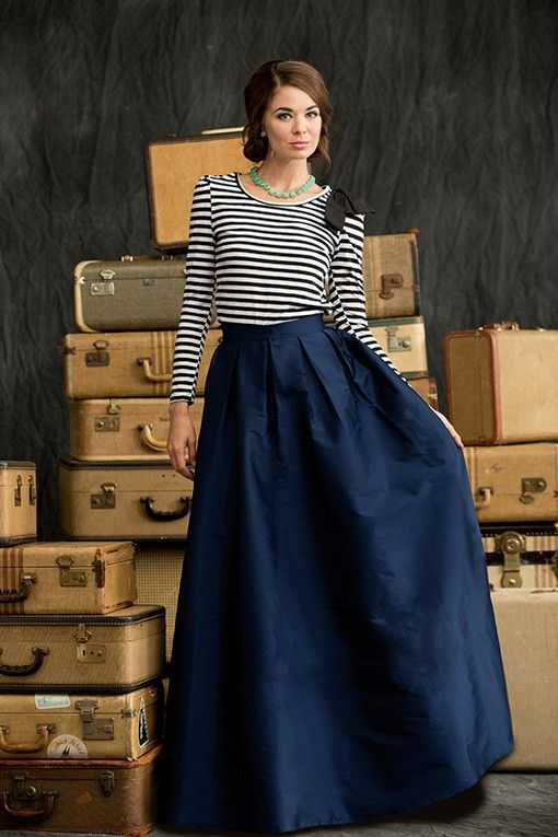 Lovely floor sweeping maxi skirt http://rstyle.me/ad/mp7m6nyg6