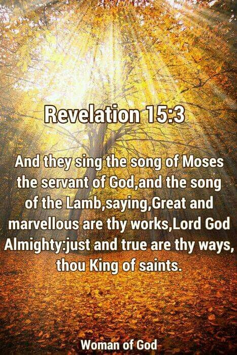 revelations in the bible essay The millennium whilst this essay is not strictly devoted to the book of revelation  there is an extensive exegesis on the early verses of revelation 20.