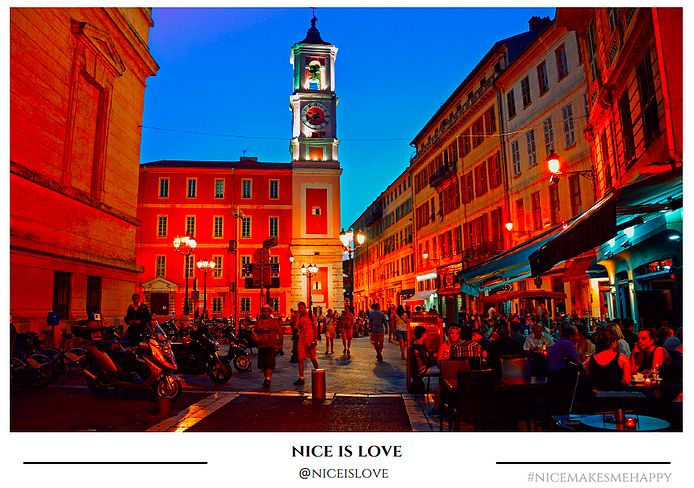 Beautiful Postcards from Nice is Love, available in our boutique at 5 Rue Rossetti, 06300 Nice!! Get yours!!!