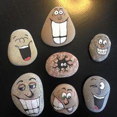50 Best Painted Rocks Ideen, Waffe, um Ihre langweilige Zeit zu ruinieren
