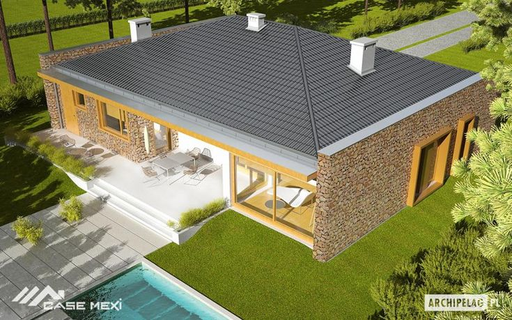 Mexi #Homes offers you a large variety of #house plans using light steel framing system, small houses, #bungalows with simple shape/geometry or even a very large residence, all at a reasonable price. We offer lifetime warranty for the lights steel structure.