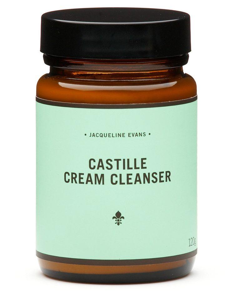 Jacqueline Evans - Castille Cream Cleanser