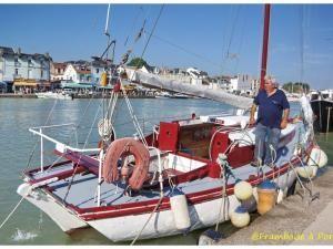 Pornic ,Voilier à vendre dans le vieux port • Hellocoton.fr