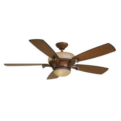 Hampton Bay Caswyck Ceiling Fan 54 Inch Home Depot
