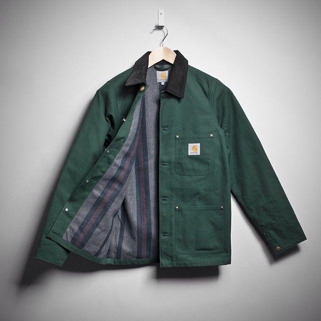Carhartt | Chore coat green