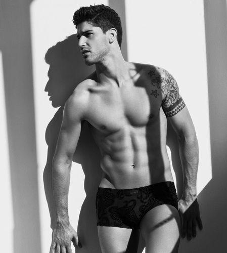 HOM Underwear S/S 2012 campaign