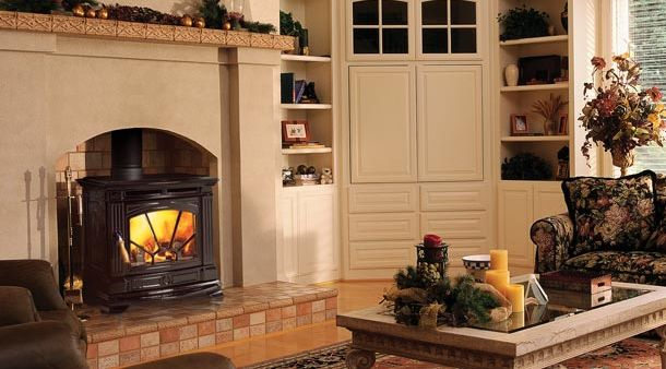 Pellet Stove With Built Ins Decor Pinterest Stove Fireplace Fireplace Inserts And Stove
