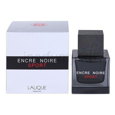 Lalique Encre Noire Sport, woda toaletowa dla mężczyzn 100 ml | iperfumy.pl