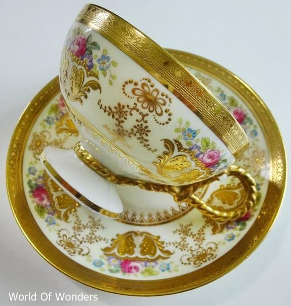 Tea cup/saucer, love it