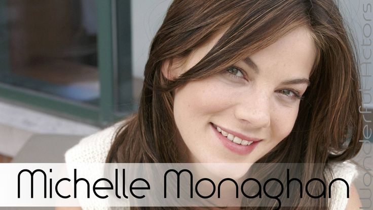 Michelle Monaghan Time-Lapse Filmography - Through the years, Before and...