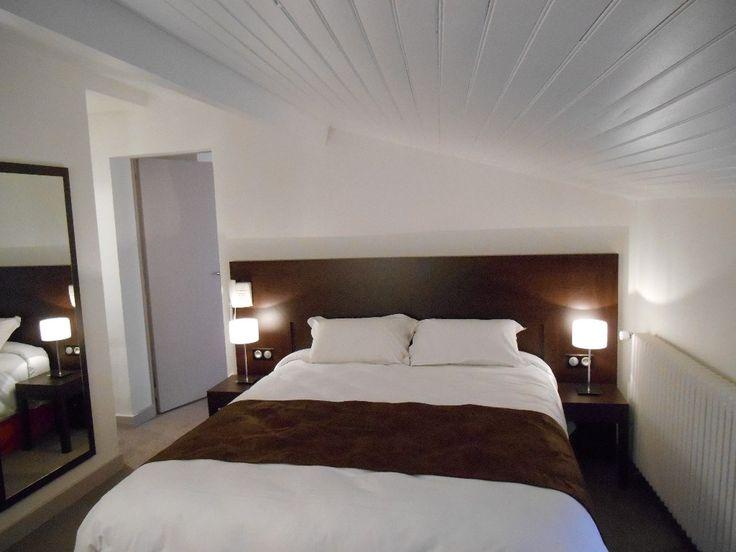 chambre 22 pour 4 personnes à l'hotel de Montaulbain
