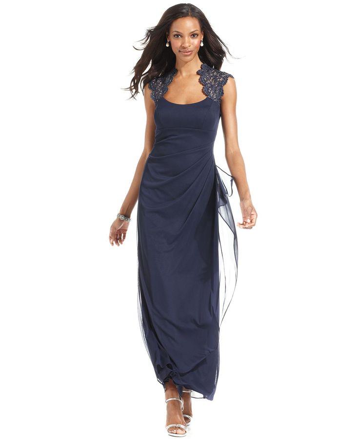 1000  images about Xscape Gowms on Pinterest - Jersey dresses ...