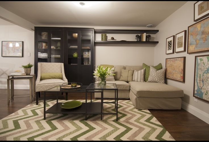 Warm and Cozy Living Room   Income Property   HGTV Canada