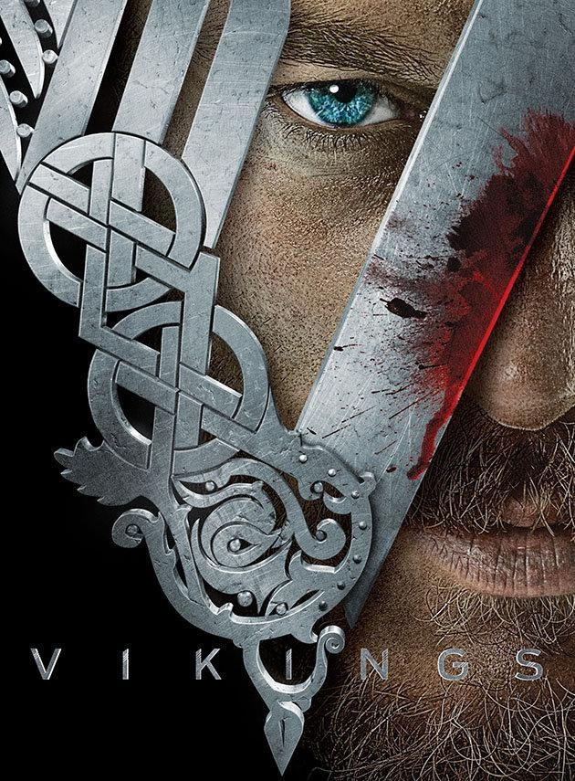 Who said History cant be cool. Vikings on History Channel ! The best show to ever be on television.