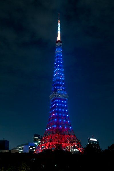 Thanks to all for your support of World Autism Day! Tokyo Tower (Japan) (1).jpg