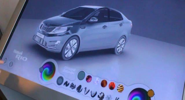 Управление 3D моделью в реальном времени, любые ракурсы, изменение текстур, цвета и пространства вокруг модели.  Любая 3D модель рекламируемого продукта.