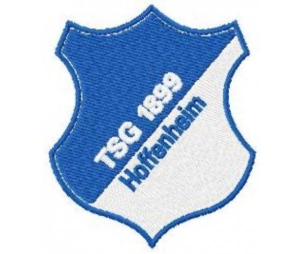 TSG 1899 Hoffenheim logo machine embroidery design for instant download
