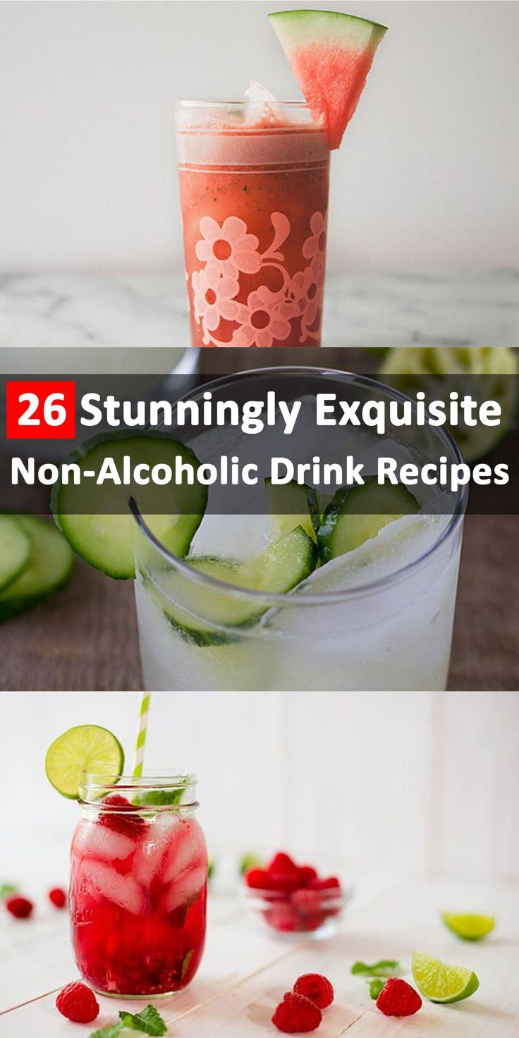 Whether you're pregnant, the designated driver, organizing a family-friendly party or simply taking a break after an alcohol-infused holiday season, choosing to forgo the alcohol doesn't have to mean forgoing the taste! The hand-picked list below will definitely attest to this.... www.bembu.com