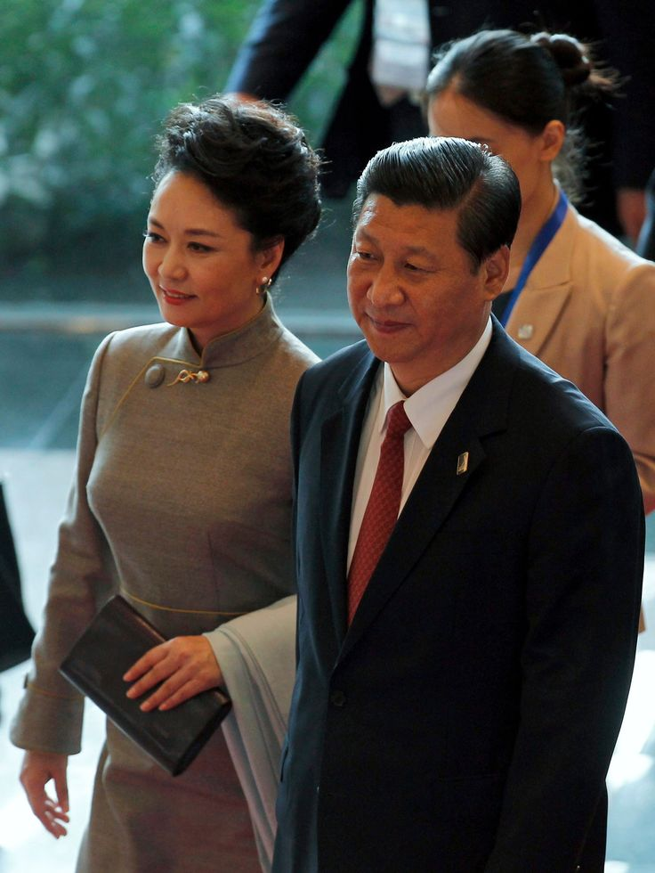 Her Story,Our Story---the story of Peng liyuan 也说彭丽媛