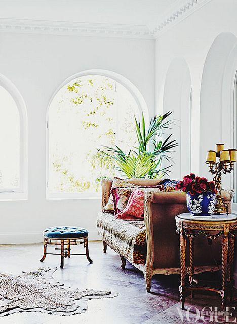 Sala de estar #color #beauty #design #decor