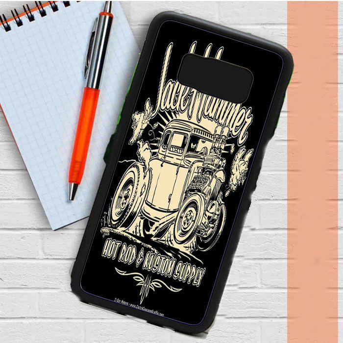 Jack Hammer Samsung Galaxy S8 Case Dewantary
