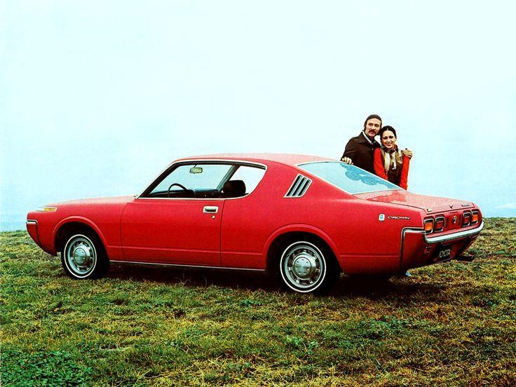Toyota Crown Coupé - 1971