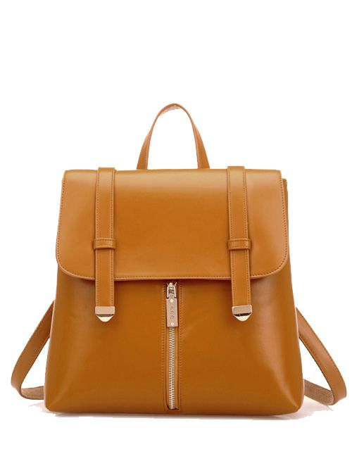 Wholesale Preppy styled solid color stylish women backpacks BG-2014-52 - Lovely Fashion