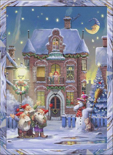 Christmas    --    animated gif