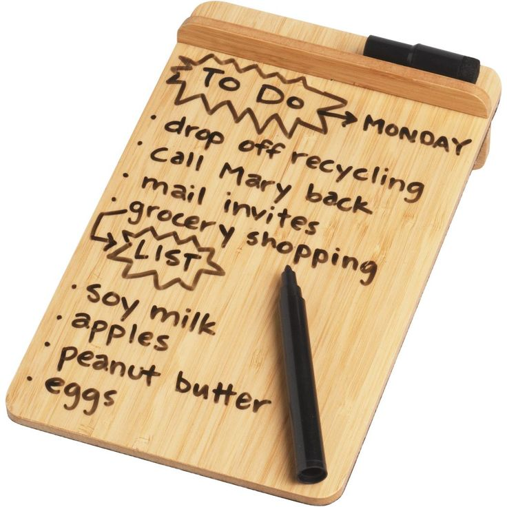 Bamboo Desktop Message Board