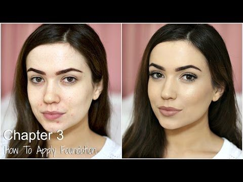 Best Ideas For Makeup Tutorials    Picture    Description  How To Apply Foundation | Chapter 3 – YouTube    - #Makeup https://glamfashion.net/beauty/make-up/best-ideas-for-makeup-tutorials-how-to-apply-foundation-chapter-3-youtube/