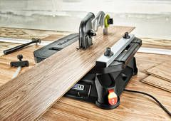 Shop ROCKWELL Blade Runner X2 5.5-Amp 4-in Carbon Table Saw at Lowes.com