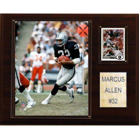 C Collectables NFL 12x15 Marcus Allen Oakland Raiders Player Plaque