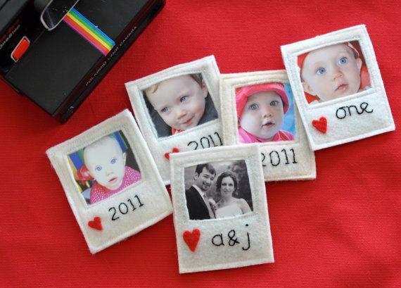 Polaroid de fieltro!!